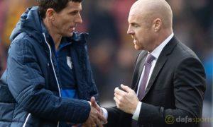Kèo Ngoại Hạng Anh: Sean Dyche tin cơ hội dự cúp Châu âu của Burnley