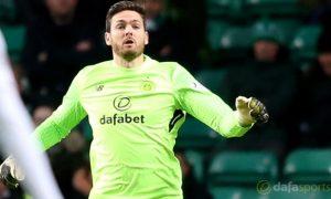 Cá cược Celtic: Brendan Rodgers vui mừng với sự trở lại của Craig Gordon