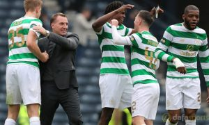 Tỷ lệ cược: Brendan Rodgers tập trung cho Celtic
