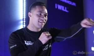 Joseph Parker: Anthony Joshua cần quên đi trận đấu với Wladimir Klitschko