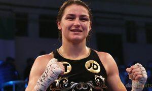 Cá cược võ thuật: Katie Taylor hy vọng thống nhất đai vô địch