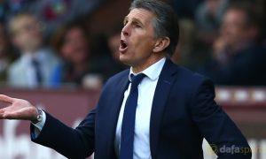 Claude Puel kêu gọi học trò giúp Leicester chiến đấu trụ hạng