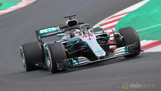 Cược đua xe tại Dafabet: Lewis Hamilton muốn xô đổ kỷ lục tại Mercedes