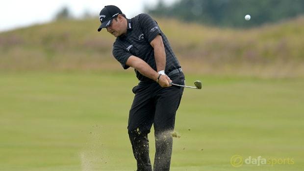 Nhà vô địch giải Masters Patrick Reed đặt mục tiêu vị trí số 1