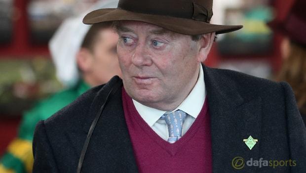 Web cá cược đua ngựa: Nicky Henderson nhắm ngựa đua Aintree cho bộ 3