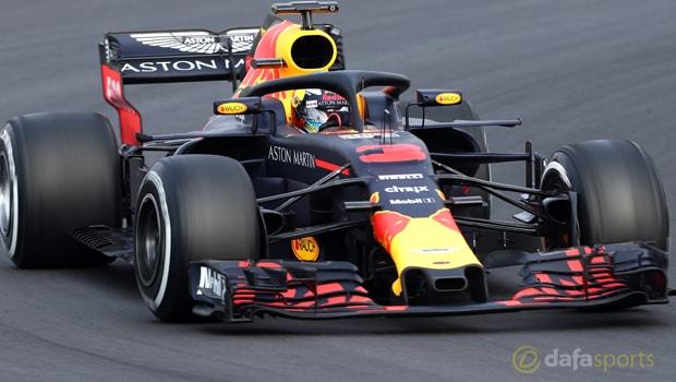 Daniel Ricciardo: Giảm sự tự tin là chìa khóa tại giải Grand Prix Baku