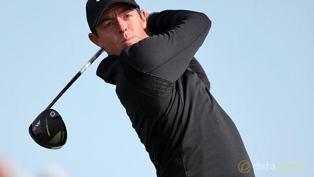 Cá cược gôn: Rory McIlroy hướng tới khởi đầu giải Masters