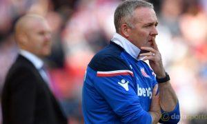 HLV Paul Lambert của Stoke City quyết chiến đấu cho vị trí trụ hạng