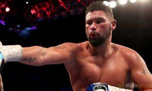Boxing: Tony Bellew gợi ý chuyển qua thi đấu tại giải UFC