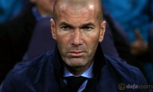 Zinedine Zidane khen ngợi Real Madrid sau chiến thắng trước Bayern Munich