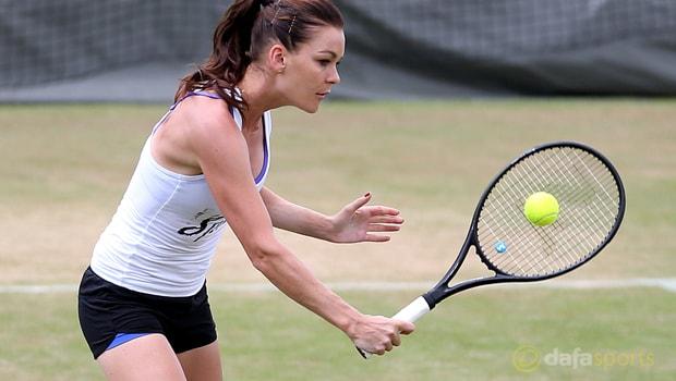 Cá cược tennis: Agnieszka Radwanska chưa chắc dự giải Pháp mở rộng