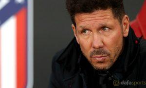 Đặt cửa Atletico Madrid: HLV Diego Simeone bỏ ngỏ chuyển nhượng