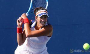 Cá cược tennis Dafabet: Garbine Muguruza bị loại khỏi Madrid