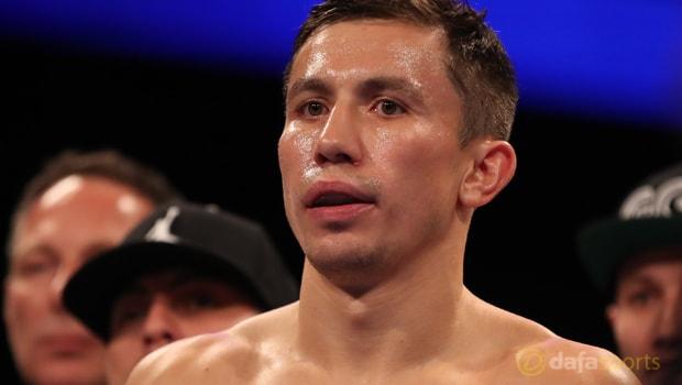 Gennady Golovkin không chấp nhận ngang hàng với Canelo Alvarez