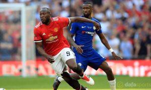Jose Mourinho trách Lukaku không thi đấu hết mình cho Man United