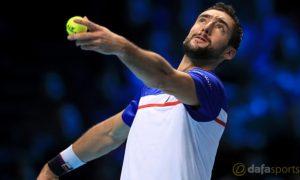 Cá cược tennis: Marin Cilic hy vọng phản hồi từ Rafael Nadal