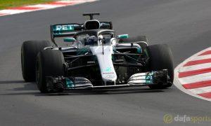 Đặt cửa đội đua Mercedes: Valtteri Bottas mục tiêu tại Tây Ban Nha