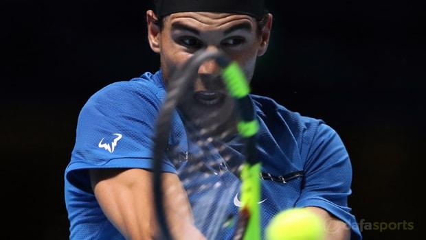 Rafael Nadal đối đầu với Alexander Dolgopolov tại giải Pháp mở rộng