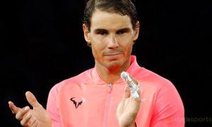 Tỷ lệ cược tennis: Rafael Nadal trở lại ngôi đầu Thế giới