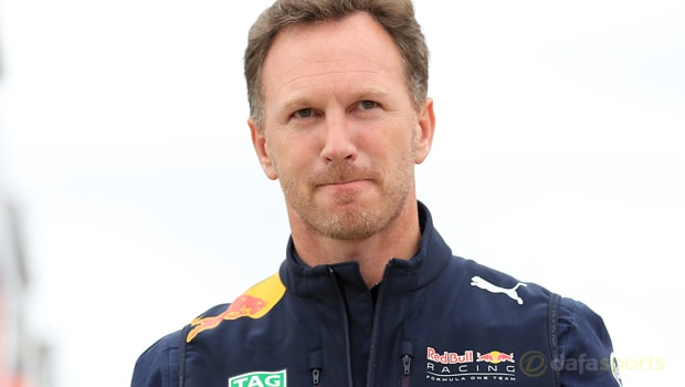 Giám đốc của Red Bull Christian Horner khuyên Max Verstappen thư giãn