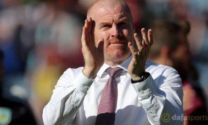 Cá cược NHA - Sean Dyche: Burnley cần tiếp tục tiến bộ