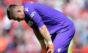 Jack Butland của Stoke kêu gọi CLB lên kế hoạch chuyển nhượng