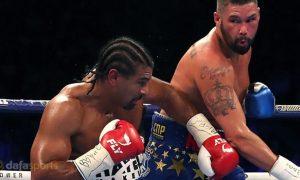 Nhận định cược boxing: Tony Bellew cân nhắc giải nghệ