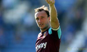 Tiền vệ Mark Noble của West Ham hy vọng vào cơ hội trụ hạng