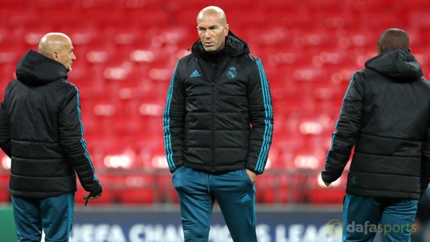 Zinedine Zidane: Thành công của Madrid không phải tự nhiên mà có