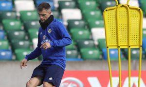 Cá độ bóng đá: Michael O'Neill muốn Aaron Hughes tiếp tục lên tuyển