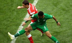 Alan Dzagoev đối mặt với áp lực tại World Cup 2018
