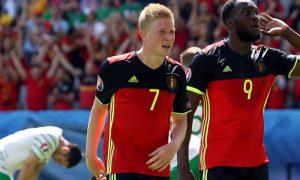 Tỉ lệ cược Bỉ WC2018: Kevin De Bruyne không hề có áp lực