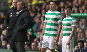 Tiền vệ Tom Rogic của Celtic thừa nhận tầm ảnh hưởng của Brendan Rodgers