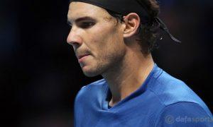 Nadal không bận tâm so sánh với thành tích của Federer