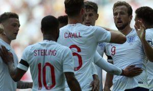 Gary Cahill quyết tâm hỗ trợ tốt nhất cho Harry Kane tại World Cup