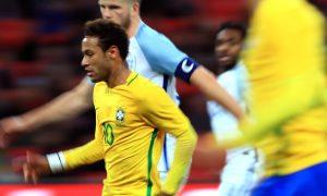 Rodrigo Lasmar cho rằng Neymar đang trên đường lấy lại phong độ
