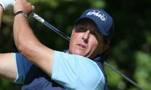 Cá cược gôn: Phil Mickelson nhận lỗi về kết quả tại giải US Open