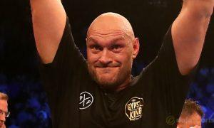 Cá cược Dafabet: Tyson Fury khẳng định sẽ vào phom cho trước giải đấu