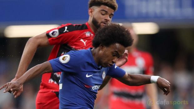 Willian tiết lộ sự thất vọng tại Chelsea sau mùa giải đáng quên