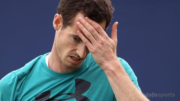 Tỉ lệ cược tennis giải Wimbledon: Đặt cược Andy Murray