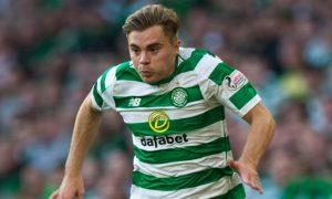 James Forrest nhận định cơ hội của Celtic ở Châu Âu