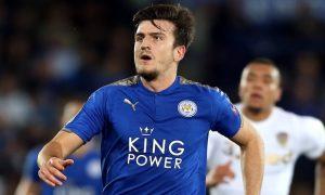 Tỉ lệ cược Leicester: Claude Puel đánh giá Harry Maguire