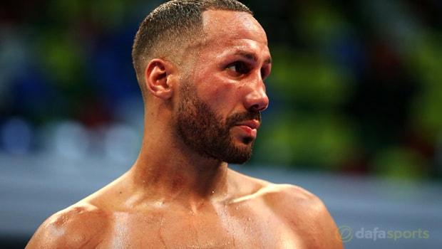 Cá cược boxing: James DeGale xin bỏ đai IBF