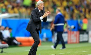 HLV Jose Pekerman của Colombia không ngại căng thẳng tại WC2018