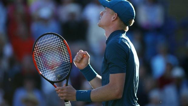 Tỉ lệ cược tennis: Kyle Edmund và cơ hội tại Briton