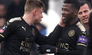 Harvey Barnes sẵn sàng cùng Leicester chinh phục Ngoại Hạng Anh 2018/19
