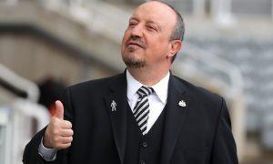Rafael Benitez hài lòng với Newcastle, hứa ở lại lâu dài