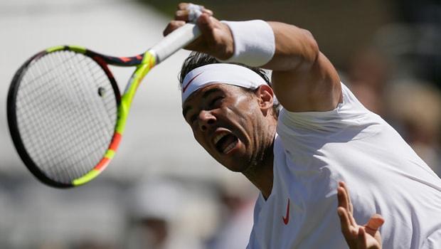 Cá cược Tennis: Tỉ lệ cược cho Rafael Nadal tại giải Wimbledon 2018