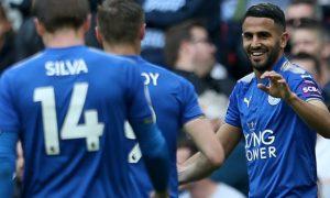 Chuyển nhượng: Riyad Mahrez chuyển tới Manchester City