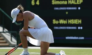 Tỉ lệ đặt cược vào tay vợt Simona Halep tại Wimbledon